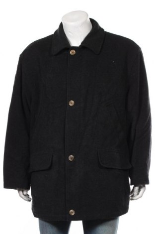 Palton de bărbați Land Haus, Mărime XL, Culoare Gri, 60% lână, 30% poliamidă, 10% cașmir, Preț 192,32 Lei