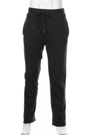 Мъжко спортно долнище Pegador, Размер M, Цвят Черен, 80% памук, 20% полиестер, Цена 39,00лв.