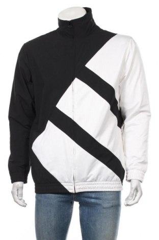 Мъжко спортно горнище Adidas, Размер L, Цвят Черен, 90% полиамид, 10% еластан, Цена 26,25лв.