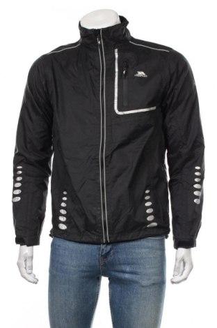 Мъжко спортно яке Trespass, Размер S, Цвят Черен, Полиамид, Цена 66,75лв.