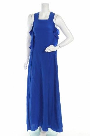 Φόρεμα Zeus + Dione, Μέγεθος M, Χρώμα Μπλέ, 100% μετάξι, Τιμή 564,05€