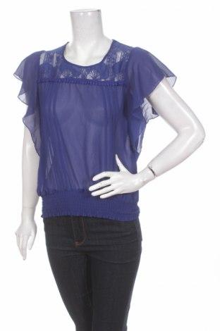 Дамска блуза Paris Pink, Размер M, Цвят Син, 100% полиамид, Цена 3,75лв.