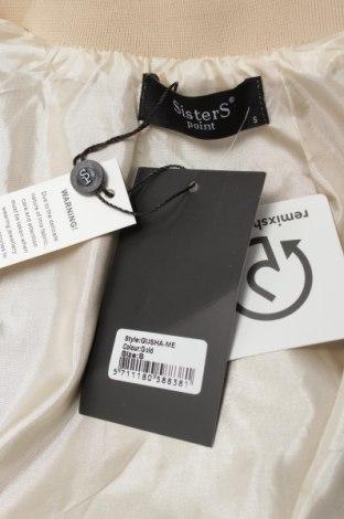 Дамско яке Sisters Point, Размер S, Цвят Златист, 100% полиестер, Цена 37,70лв.