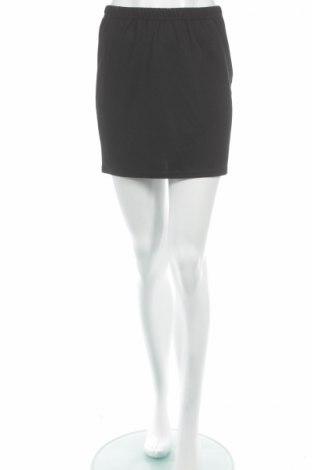 Пола Amisu, Размер M, Цвят Черен, 95% полиестер, 5% еластан, Цена 5,55лв.