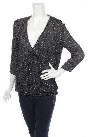 Γυναικεία μπλούζα Mango, Μέγεθος M, Χρώμα Μαύρο, Βισκόζη, πολυεστέρας, Τιμή 3,51€