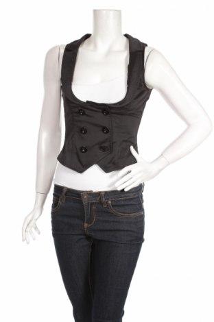 Дамски елек Bonelli, Размер S, Цвят Черен, Цена 5,40лв.