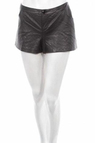 Дамски къс кожен панталон Promod