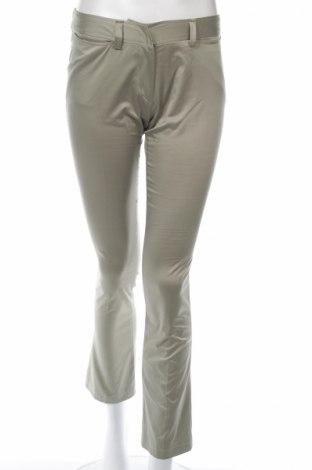 Дамски панталон, Размер S, Цвят Зелен, 100% полиестер, Цена 6,93лв.