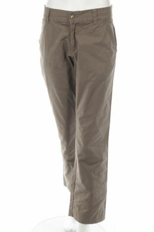 Дамски панталон Adolfo Dominguez, Размер L, Цвят Сив, Памук, Цена 15,50лв.