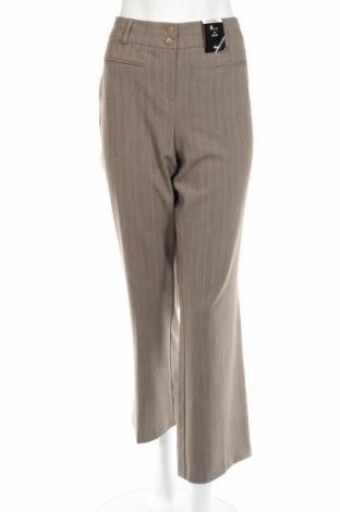 Γυναικείο παντελόνι Bhs, Μέγεθος M, Χρώμα  Μπέζ, 72% πολυεστέρας, 24% βισκόζη, 4% ελαστάνη, Τιμή 12,93€