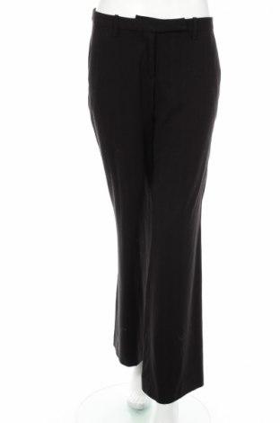 Дамски панталон H&M, Размер M, Цвят Черен, 63% полиестер, 32% вискоза, 5% еластан, Цена 4,79лв.