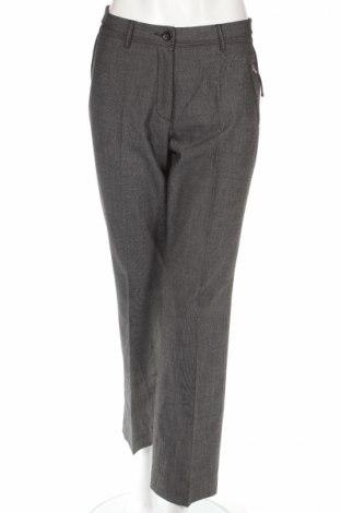 Дамски панталон Mergler, Размер M, Цвят Сив, 67% полиестер, 29% вискоза, 4% еластан, Цена 15,87лв.