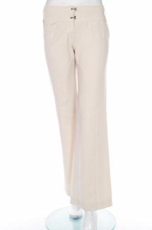 Дамски панталон Promesse, Размер M, Цвят Бежов, 95% полиестер, 5% еластан, Цена 7,48лв.