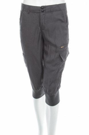 Дамски панталон Vero Moda, Размер M, Цвят Сив, Лиосел, Цена 7,22лв.