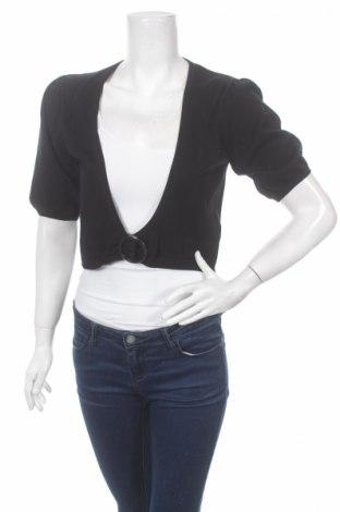 Дамски пуловер Mexx, Размер L, Цвят Черен, 68% памук, 32% полиамид, Цена 7,82лв.