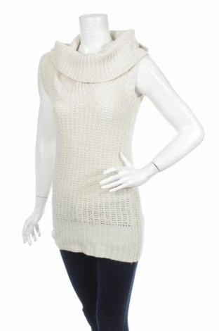 Γυναικείο πουλόβερ No Excuse, Μέγεθος M, Χρώμα  Μπέζ, Τιμή 3,50€