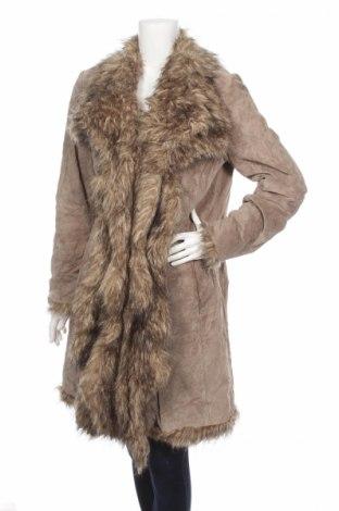 Дамско кожено палто Patrizia Dini