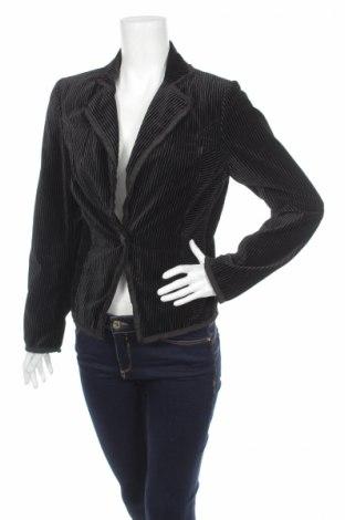 Дамско сако Another Woman, Размер L, Цвят Черен, 85% памук, 15% полиестер, Цена 12,00лв.