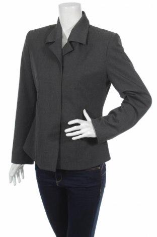 Γυναικείο σακάκι Vestino, Μέγεθος M, Χρώμα Γκρί, 64% πολυεστέρας, 31% βισκόζη, 5% ελαστάνη, Τιμή 4,85€