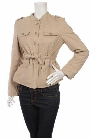 Γυναικείο μπουφάν Tredy, Μέγεθος M, Χρώμα  Μπέζ, 40% βαμβάκι, 40% πολυεστέρας, 20% πολυαμίδη, Τιμή 9,02€