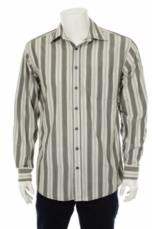 Мъжка риза A.W.Dunmore, Размер M, Цвят Сив, 100% памук, Цена 8,40лв.