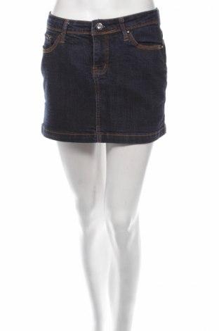 Пола Miss Anna, Размер S, Цвят Син, 98% памук, 2% еластан, Цена 7,20лв.