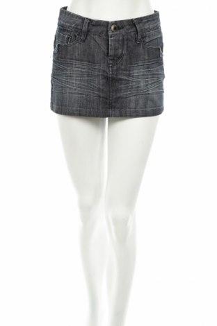 Φούστα R.marks Jeans, Μέγεθος S, Χρώμα Μπλέ, 96% βαμβάκι, 4% ελαστάνη, Τιμή 4,07€