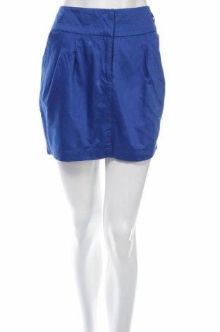 Φούστα Reserved, Μέγεθος XL, Χρώμα Μπλέ, 51% βαμβάκι, 39% πολυεστέρας, 10% πολυαμίδη, Τιμή 5,67€