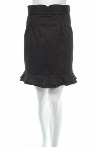 Пола Warehouse, Размер M, Цвят Черен, 51% полиестер, 49% памук, Цена 10,35лв.
