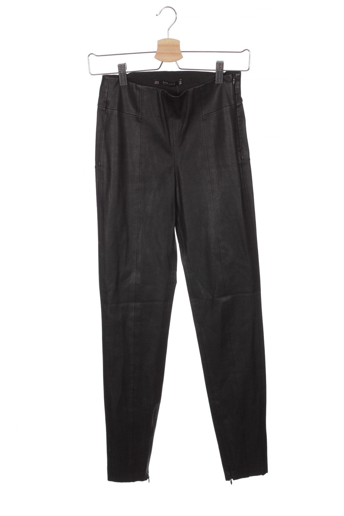 d7a8a5cf58 Dámske kožené nohavice Zara - za výhodnú cenu na Remix -  103006442