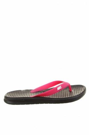 Papuci de casă Nike, Mărime 26, Culoare Roz, Poliuretan, Preț 41,48 Lei