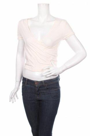 Дамска блуза New Look, Размер M, Цвят Розов, 95% полиестер, 5% еластан, Цена 13,53лв.