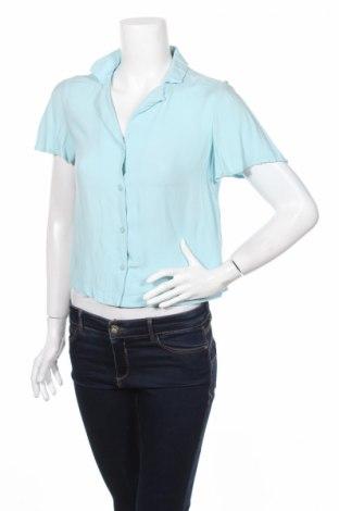 Дамска риза Colin's, Размер XS, Цвят Син, Памук, Цена 7,15лв.