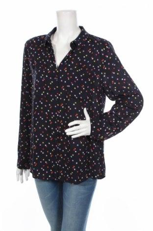 Дамска риза Oasis, Размер XXL, Цвят Син, Вискоза, Цена 32,90лв.
