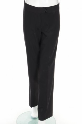 Дамски панталон Betty Barclay, Размер S, Цвят Черен, 70% полиестер, 27% вълна, 3% еластан, Цена 11,93лв.