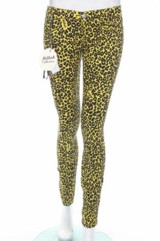 Дамски панталон Killah, Размер S, Цвят Черен, 97% памук, 3% еластан, Цена 23,60лв.