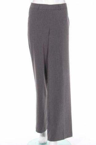 Дамски панталон La Redoute, Размер S, Цвят Сив, 74% полиестер, 19% вискоза, 7% еластан, Цена 7,02лв.