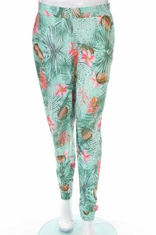 Дамски панталон Eleven Paris, Размер S, Цвят Многоцветен, 60% вискоза, 40% полиестер, Цена 64,07лв.