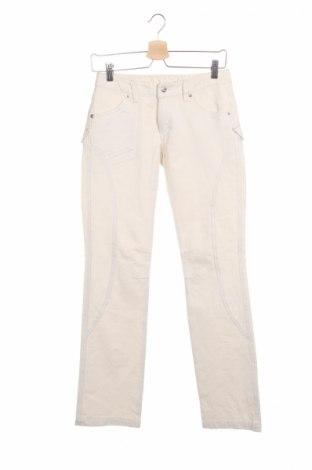 Дамски панталон Stratt, Размер XS, Цвят Бежов, Цена 8,40лв.