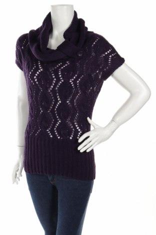 Γυναικείο πουλόβερ Tally Weijl, Μέγεθος S, Χρώμα Βιολετί, Τιμή 13,93€