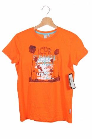Детска тениска Icepeak, Размер 11-12y/ 152-158 см, Цвят Оранжев, Цена 31,20лв.