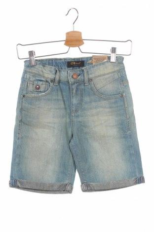 Детски къс панталон Ltb, Размер 7-8y/ 128-134 см, Цвят Син, Цена 31,50лв.
