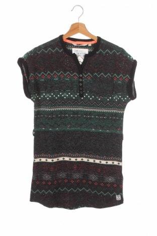 Detský sveter  Garcia Jeans, Veľkosť 15-18y/ 170-176 cm, Farba Viacfarebná, 79%acryl , 19% polyamide, 2% elastan, Cena  3,40€