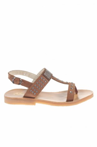 Dětské sandály Naturino, Velikost 29, Barva Hnědá, Pravá kůže, Cena  317,00Kč
