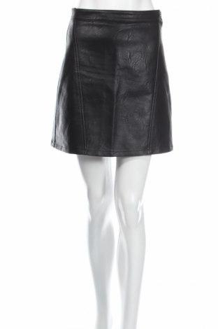 Kožená sukňa  Zara