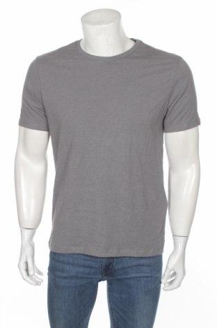 Мъжка тениска Levi's, Размер L, Цвят Сив, Памук, Цена 37,96лв.