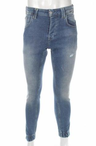 Pánské džíny  Pepe Jeans, Rozměr XS, Barva Modrá, 98% bavlna, 2% elastan, Cena  479,00Kč