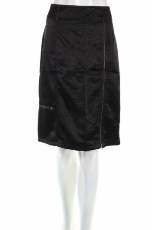 Φούστα KappAhl, Μέγεθος L, Χρώμα Μαύρο, Πολυαμίδη, Τιμή 5,36€