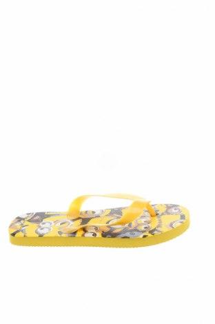 Γυναικείες παντόφλες, Μέγεθος 30, Χρώμα Κίτρινο, Πολυουρεθάνης, Τιμή 14,95€