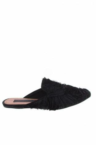 Γυναικείες παντόφλες Colors of California, Μέγεθος 38, Χρώμα Μαύρο, Κλωστοϋφαντουργικά προϊόντα, Τιμή 23,62€